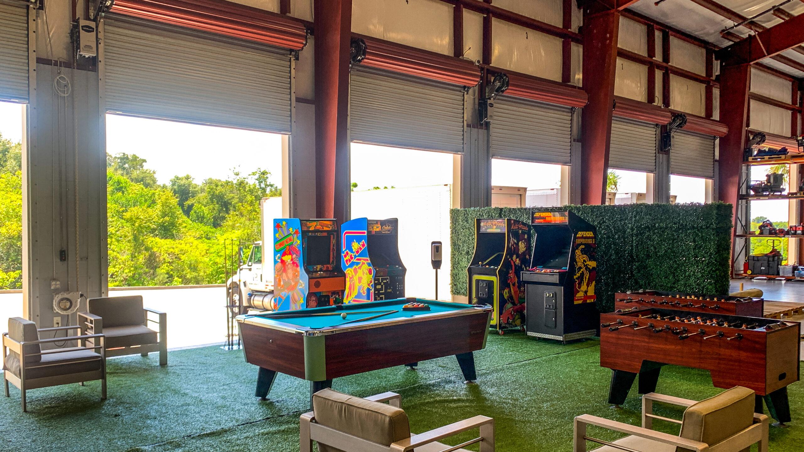 Retro Arcade Package - Small
