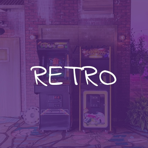 Catagory Icon-Retro